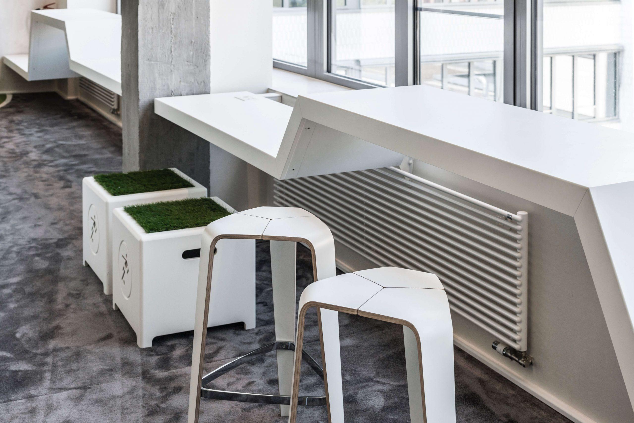 Startup Onefootball Office Design TKEZ Architekten Details