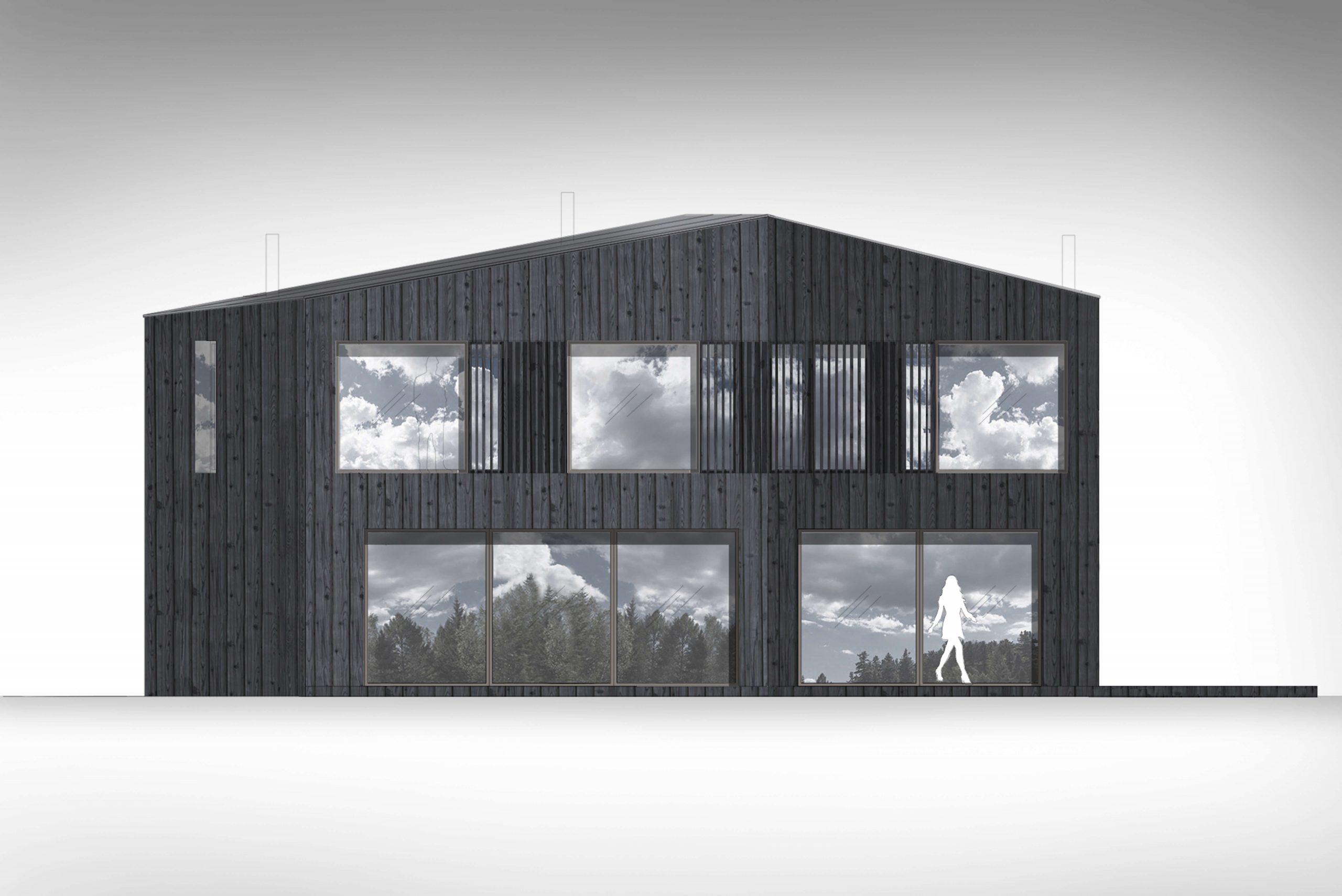 Architekturbüro Raumkonzept Privathaus TKEZ München Haus G