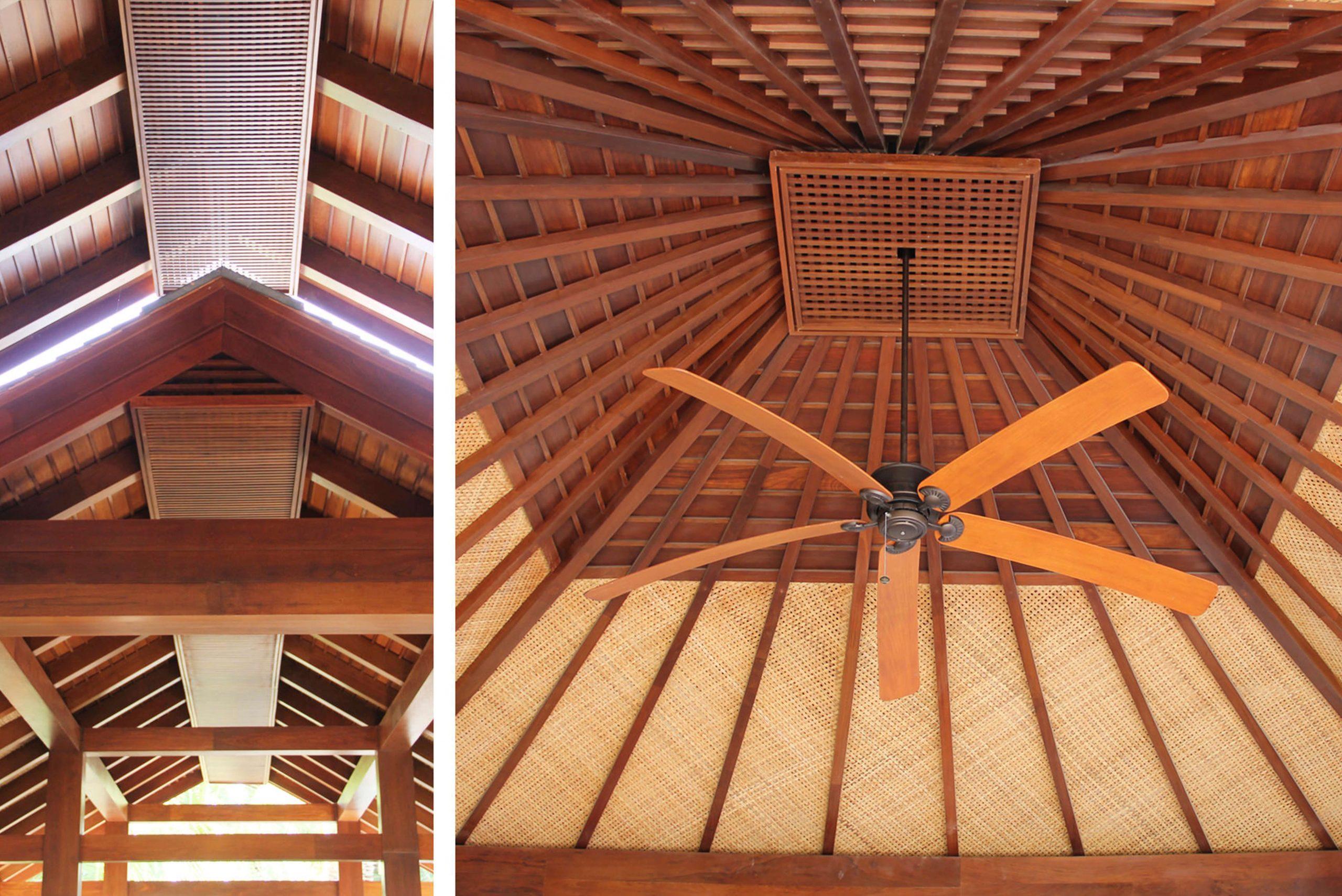 Exklusive Wohnresidenz Architekturbüro TKEZ Architekten Dachkonstruktion