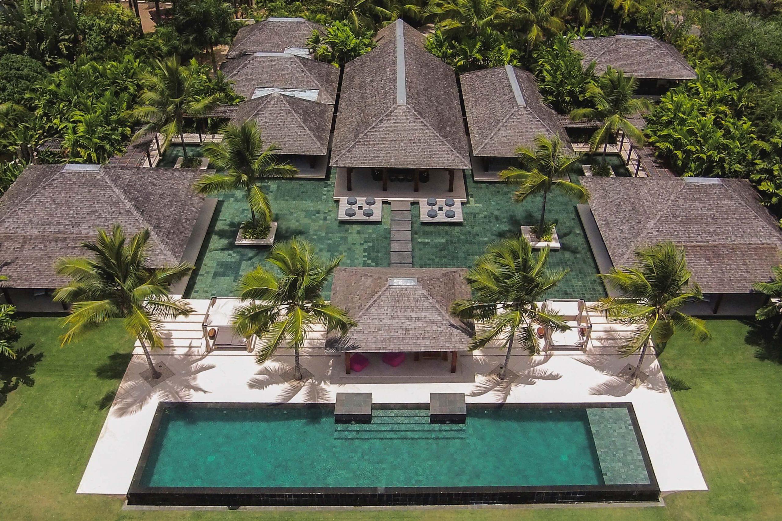 Exklusive Wohnresidenz Architekturbüro TKEZ Architekten Dominikanische Republik Luxusvilla