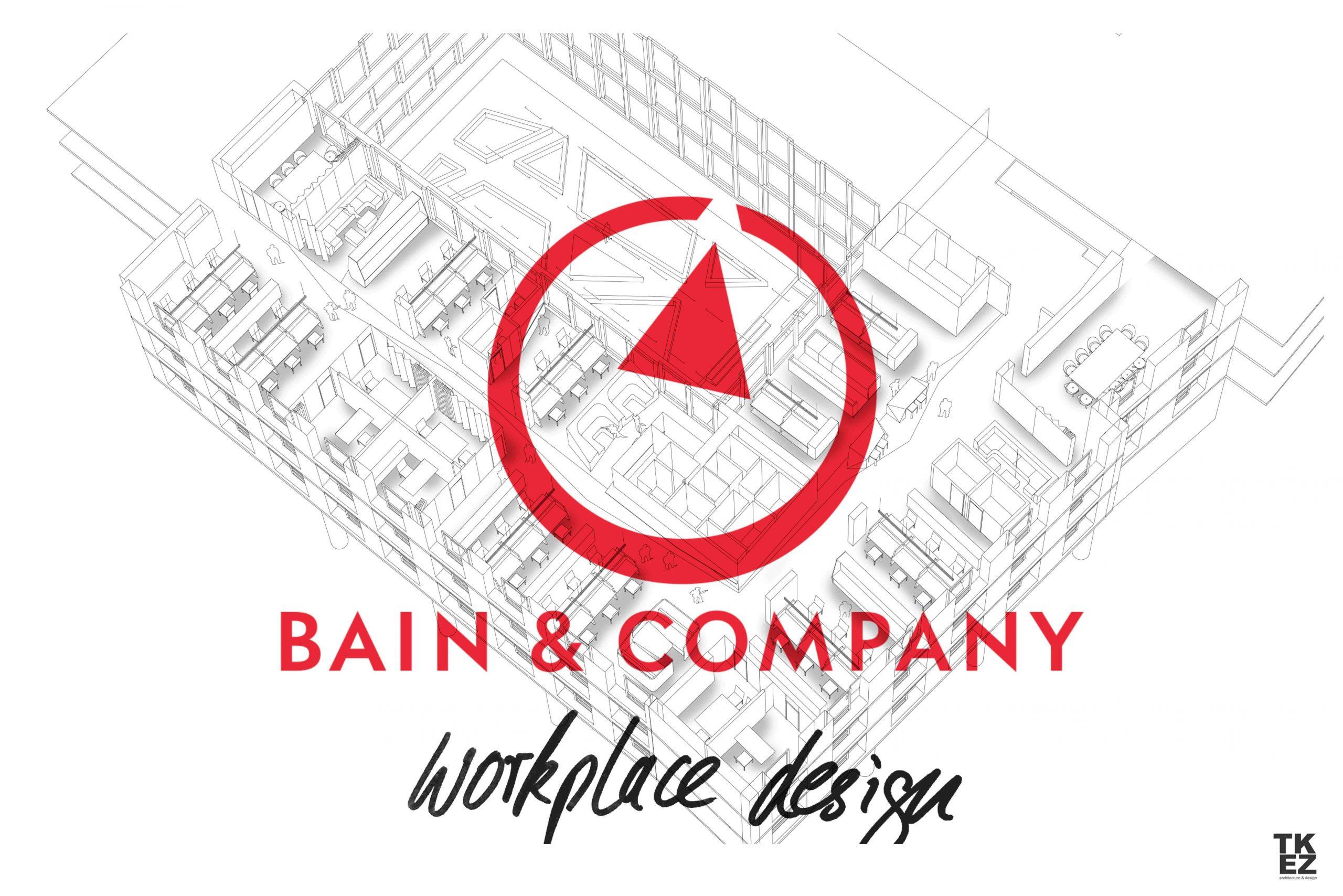Neues Büro Bain & Company TKEZ