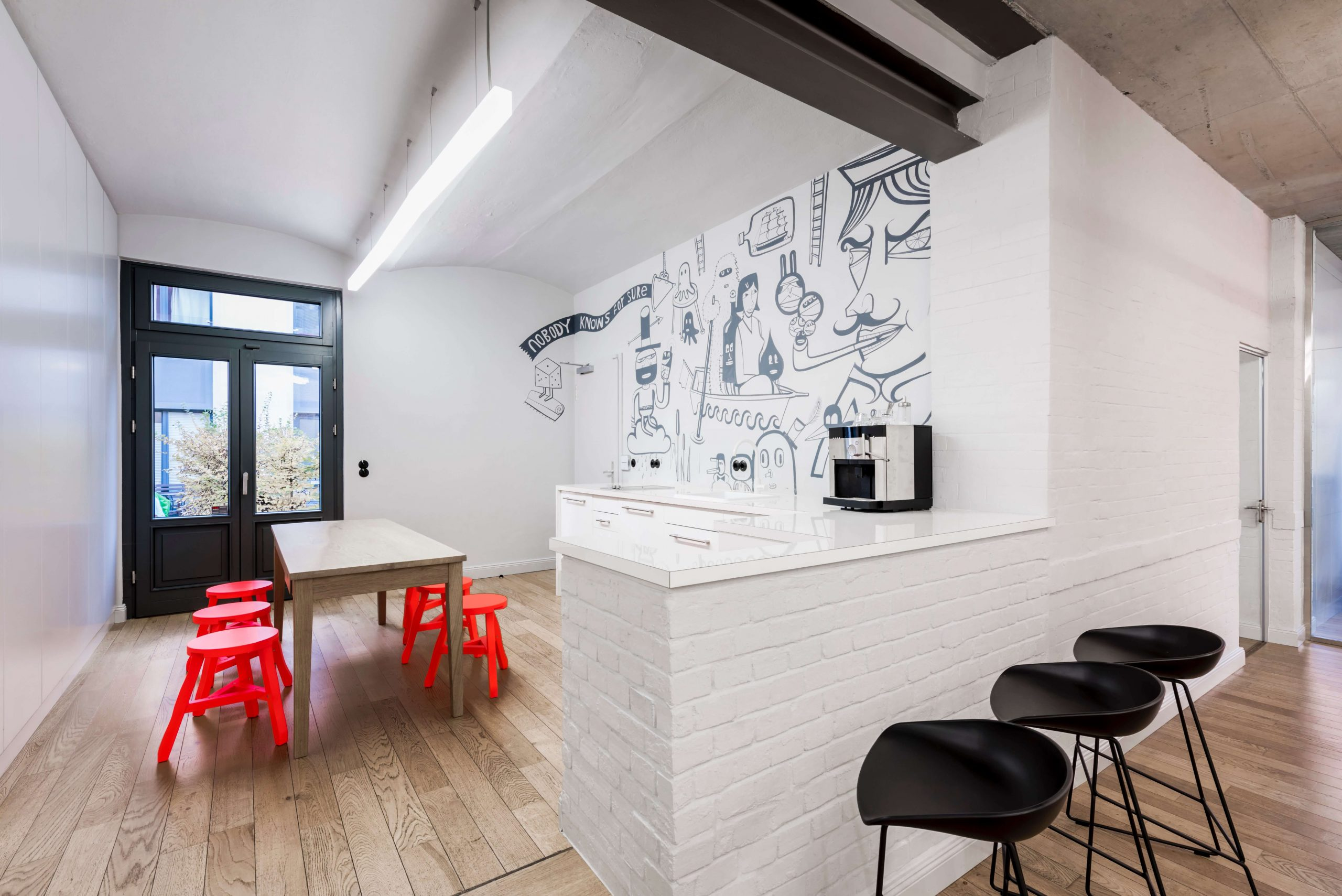 Workspace Design Blue Yard Berlin TKEZ Architekten Nobody