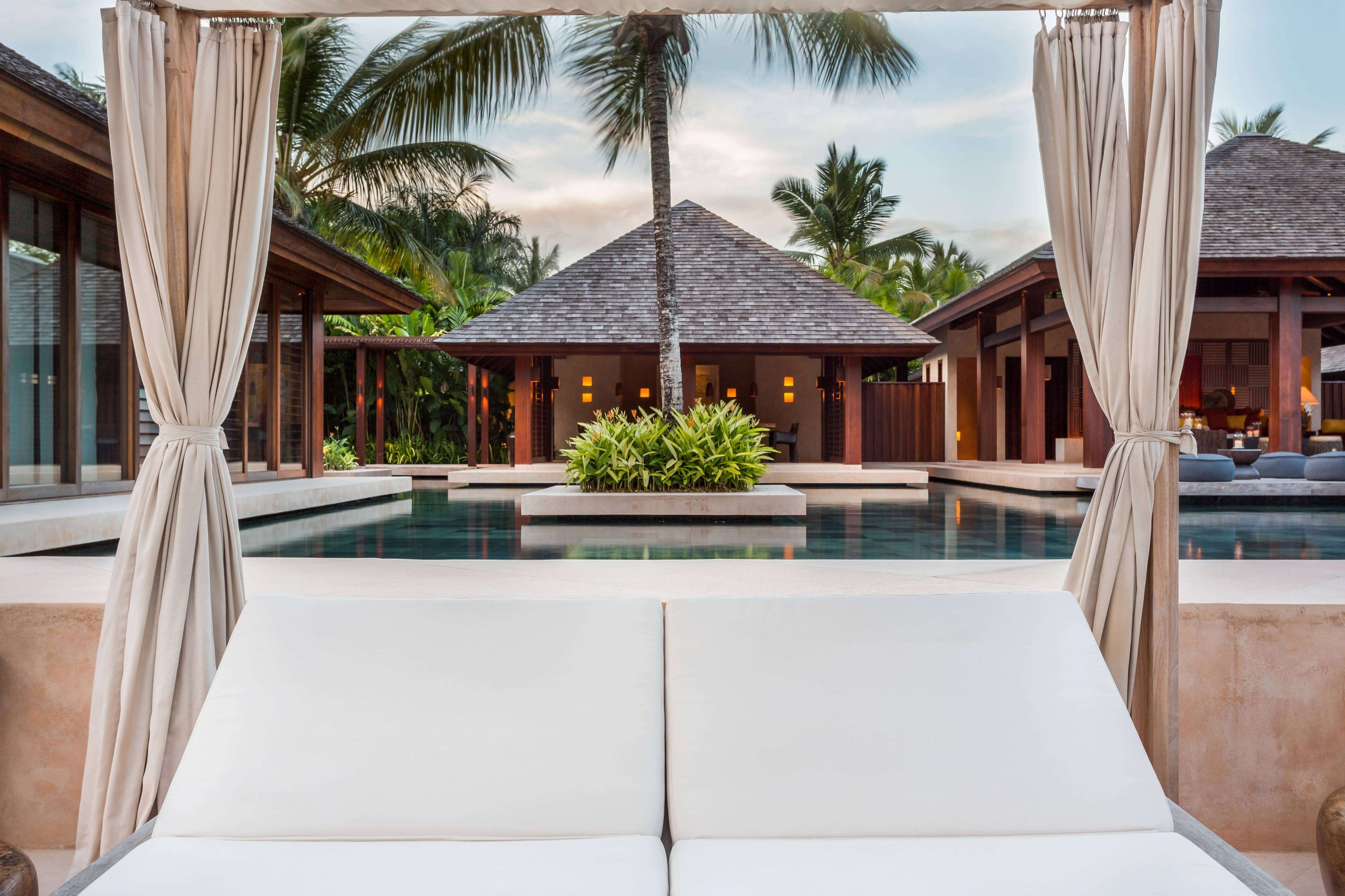 Exklusive Wohnresidenz Architekturbüro TKEZ Architekten Dominikanische Republik