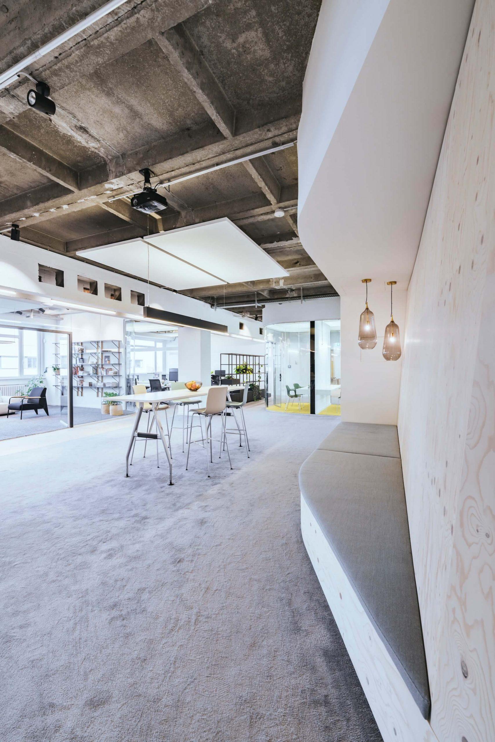 Office Design Architekturbüro TKEZ Kitchen Stories